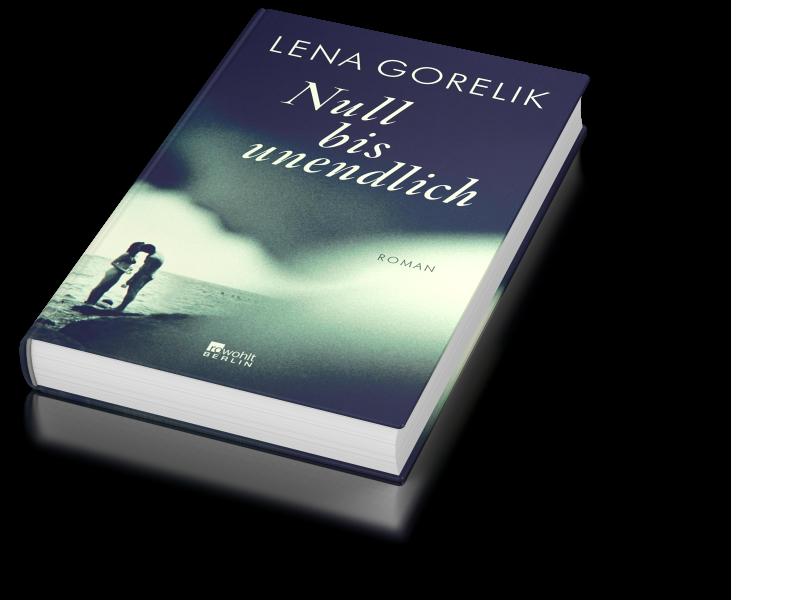 """Buchcover: Lena Gorelik: """"Null bis unendlich"""""""