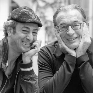 Claudio Caiolo und Wolfgang Schorlau |© Philipp Böll
