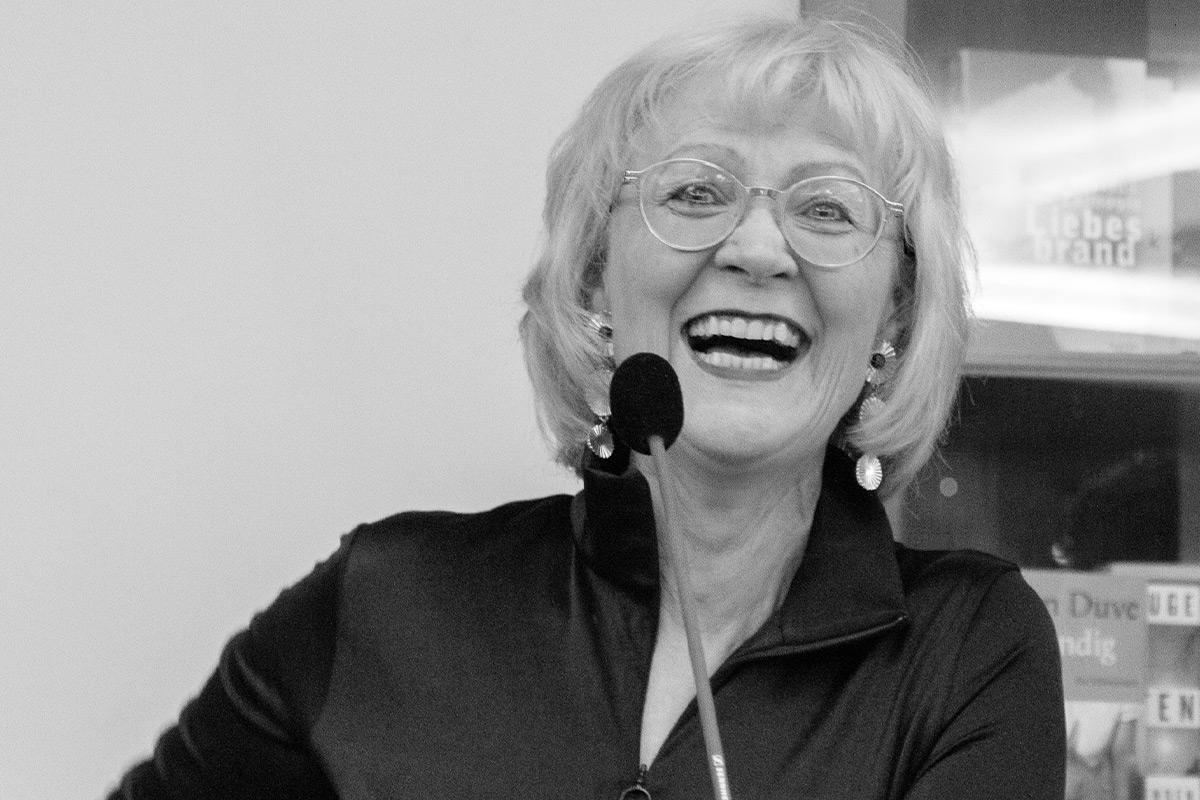 Regina Dieterle, Fontane-Expertin © Joachim Hauser