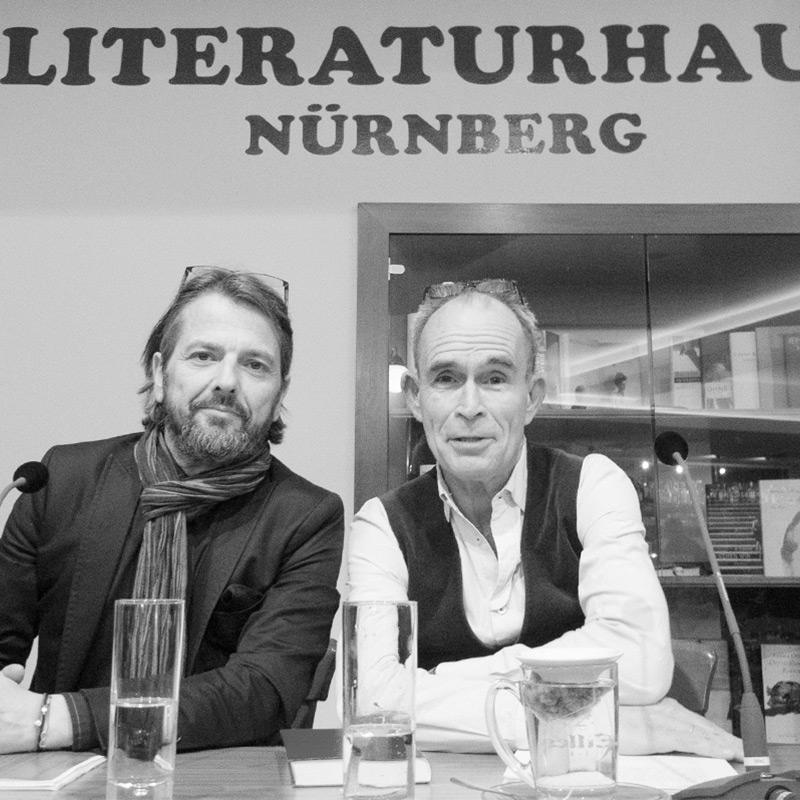 Wolfgang Hartmann und Martin Pfisterer|© Susanne Halfmann