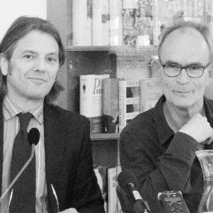 Wolfgang Hartmann und Martin Pfisterer |© Susanne Halfmann