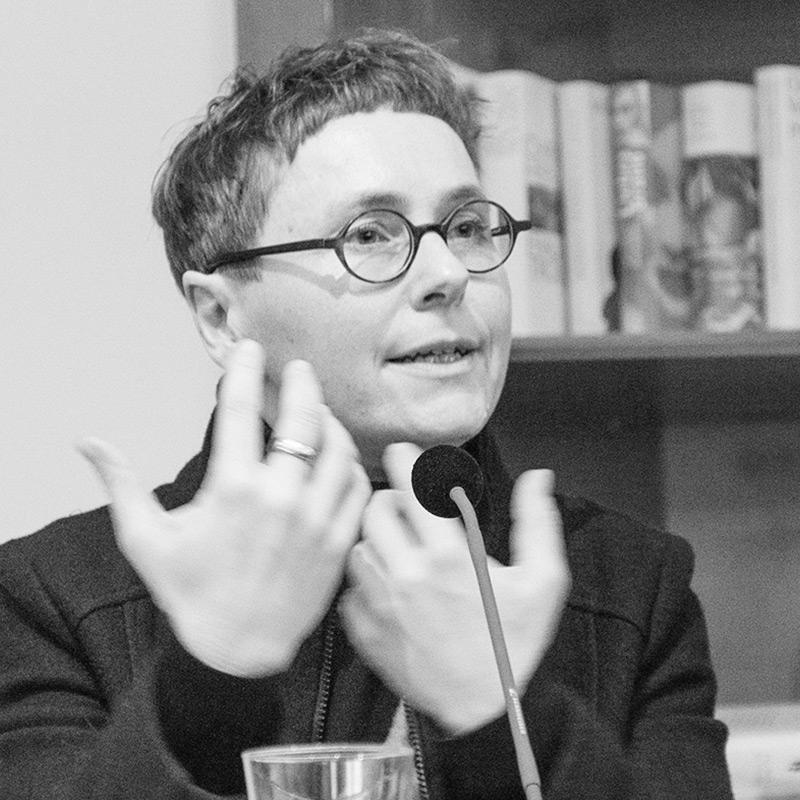 Dr. Angela Steidele |© Joachim Hauser