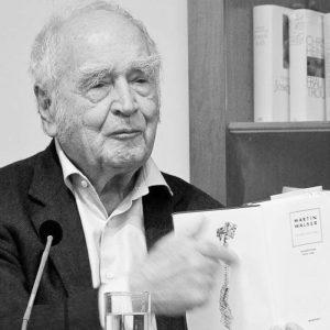 Dr. Martin Walser|© Joachim Hauser
