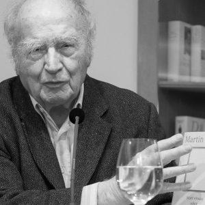 Dr. Martin Walser |© Joachim Hauser