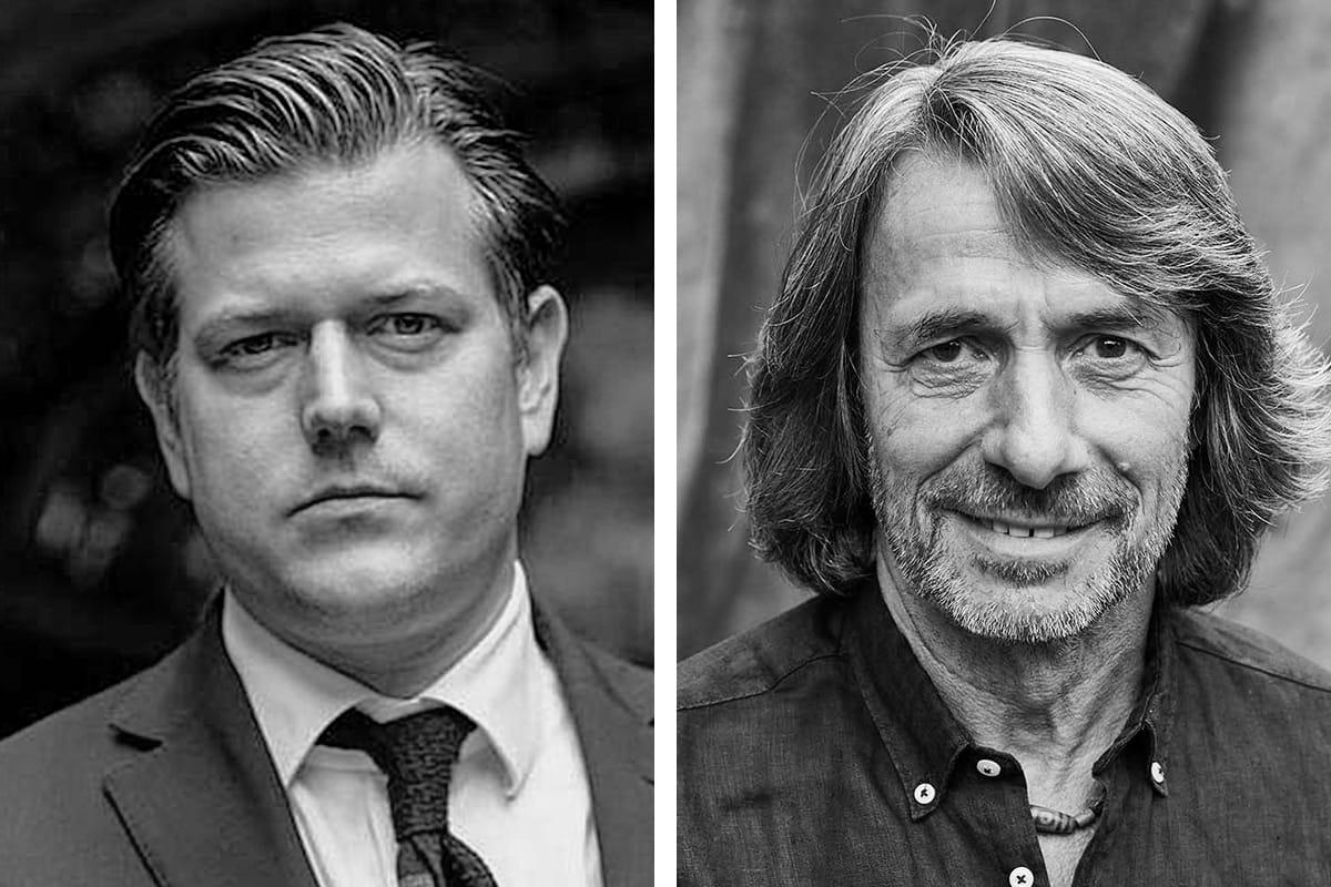 Lenz Koppelstätter (l.) und Hubert Messner |© Armin Huber, Kay Blaschke