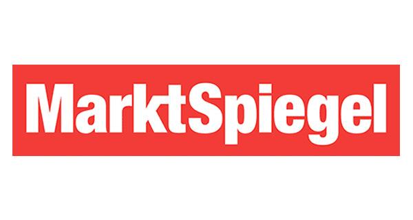 """Logo des """"Marktspiegel"""""""