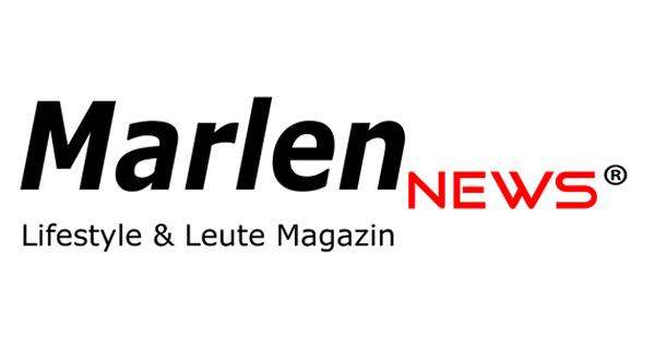 """Logo der """"Marlen News"""""""