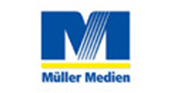 Logo der Firma Müller Medien